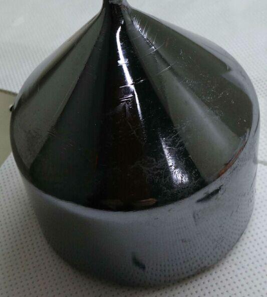 4英寸磷化铟单晶锭